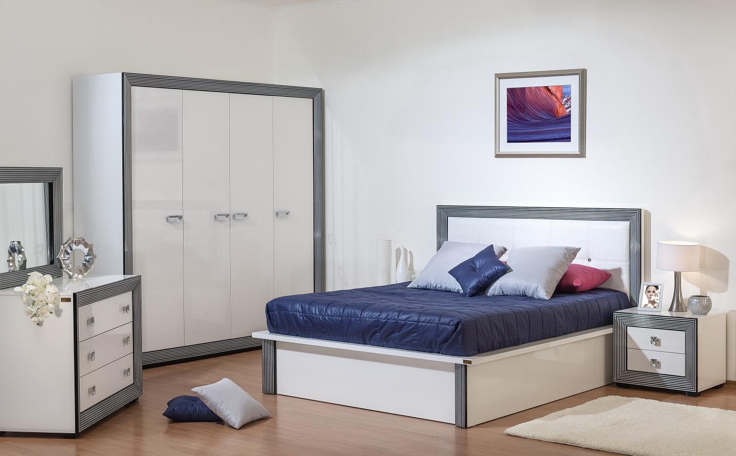 Спальни мебель черноземья в интерьере
