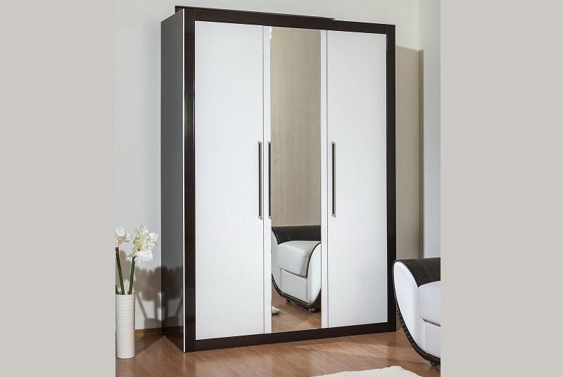 """Ооо хк """"мебель Черноземья"""" - шкаф 3-хдверный с зеркалом (мар."""